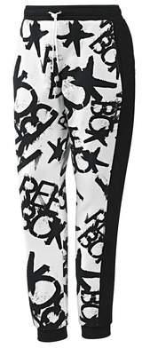Reebok Women's Dance Printed Jogger Pants
