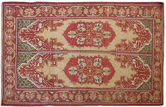 One Kings Lane Vintage Antique Turkish Rug - 7' x 4'5