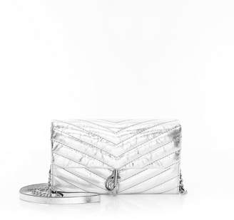 Rebecca Minkoff Edie Quilted Wallet On A Chain