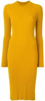 Maison Margiela ribbed knit dress