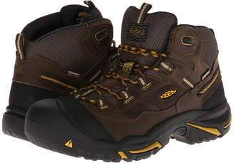 Keen Braddock Mid WP Men's Work Lace-up Boots