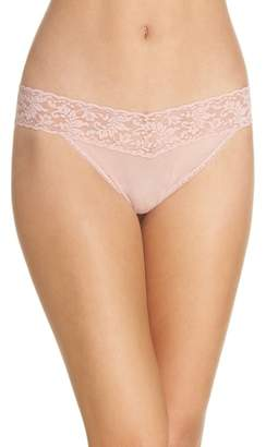 Hanky Panky Lace Thong