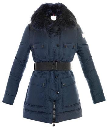 Moncler Loup coat