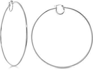 Giani Bernini Thin Wire Double Hoop Earrings