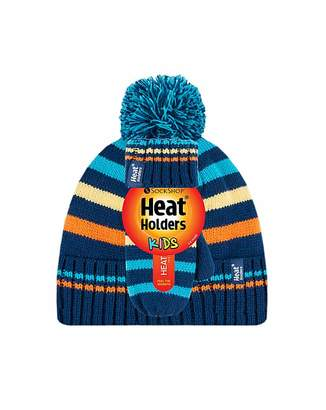 Heat Holders Kids Hat and Mittens