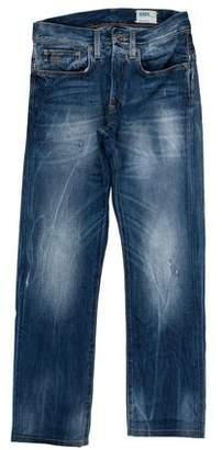 G Star 3301 Straight- Leg Jeans