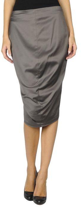 Emporio Armani 3/4 length skirt