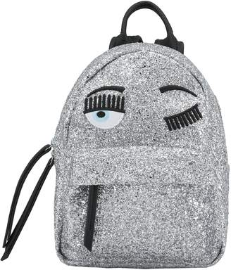 Chiara Ferragni Flirting Glitter Small Backpack