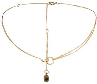 Juicy Couture Linked Crown Expressions Necklace