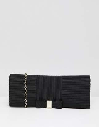 Ted Baker Clutch Bag with Chain