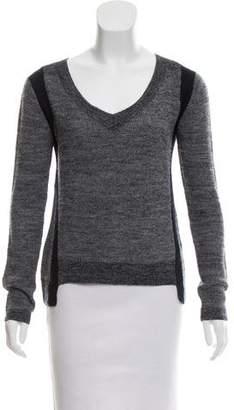 A.L.C. Wool V-Neck Sweater