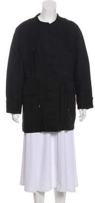 Etoile Isabel Marant Linen-Blend Short Coat w/ Tags