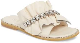 Sheridan MIA Tiana Crystal Slide Sandal