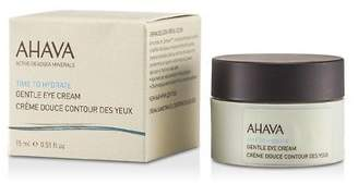 Ahava NEW Time To Hydrate Gentle Eye Cream 15ml Womens Skin Care