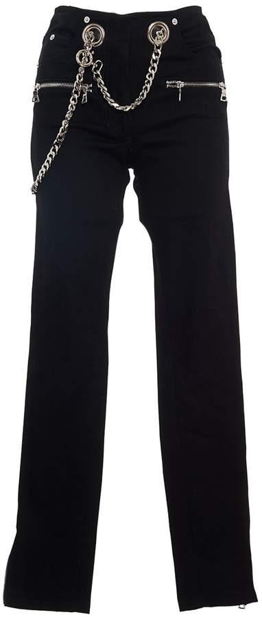 Miaou Roxi Straight Leg Pant with Belt
