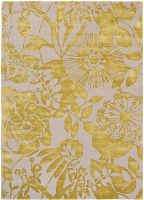 Harlequin Coquette Floral Wool Blend Rug