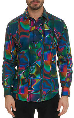 Robert Graham Hall of Mirrors Button-Down Shirt