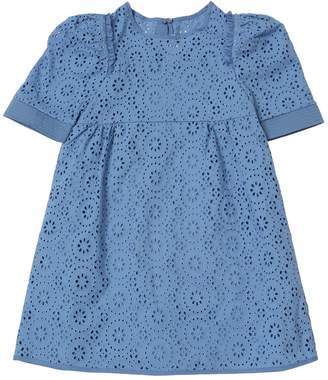 Chloé Eyelet Cotton Lace Dress