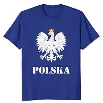 Polska Poland Flag T-Shirt Polish Flag Tee Shirt