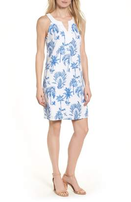 Tommy Bahama Having a Toile Shift Dress