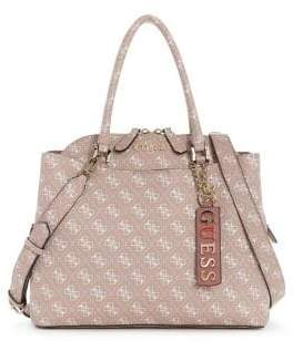 Guess Bags Satchel - ShopStyle Canada 6a7ae4d3f77d1