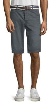 Jet Lag Belted Cargo Shorts