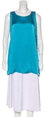 Pierre Balmain Sleeveless Mini Dress