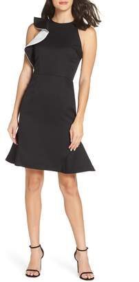 Cooper St Jasmine Contrast Ruffle Dress