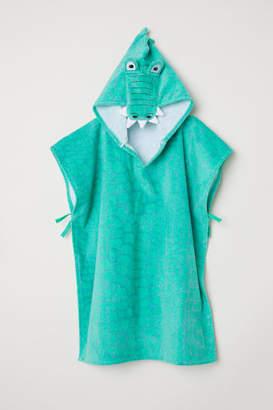 H&M Hooded Towel - Green