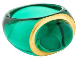 Baccarat Médicis Dome Ring