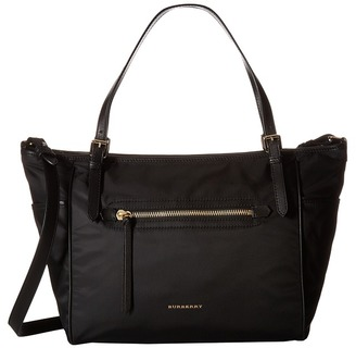 Burberry Kids - Diaper Tote Diaper Bags $1,095 thestylecure.com