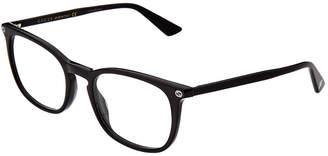 Gucci Men's Gg0122o 54Mm Optical Frames
