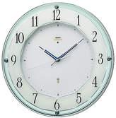 [セイコー エムブレム]電波掛時計(HS546S)