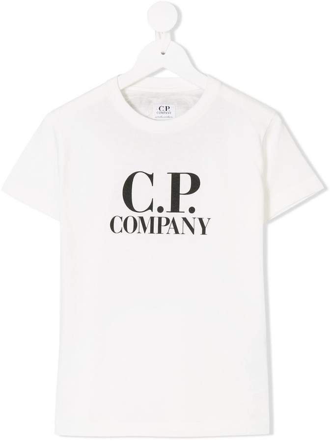 Cp Company Kids branded T-shirt
