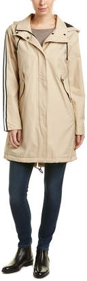 Rachel Roy Long Trench Coat