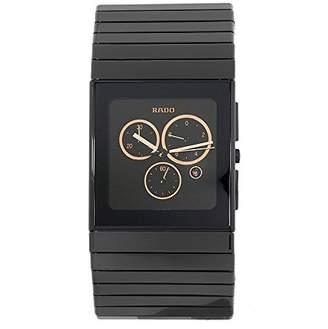 Rado Men's R21714172 Ceramica Rose-tone Subdial Watch