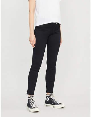 J Brand Mama J skinny mid-rise maternity jeans