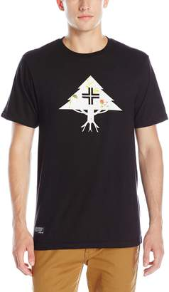 Lrg Men's Research Collection Rounded about T-Shirt