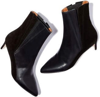 Atelier Atp ATP Nila Suede & Leather Boots