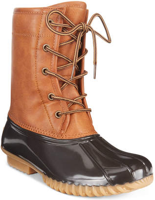 The Original Duck Boot Arianna Boots Women's Shoes $59 thestylecure.com