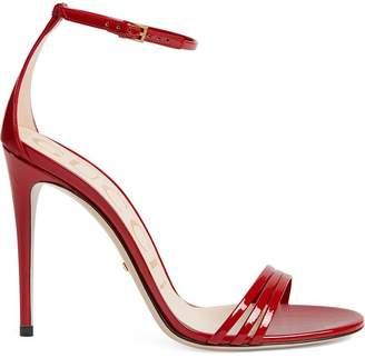 Gucci strappy stiletto sandals