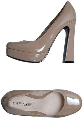CAFe'NOIR Platform pumps