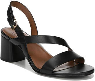 b5a42306fda3 Naturalizer Black Block Heel Women s Sandals - ShopStyle