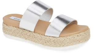 Steve Madden Amaze Platform Slide Sandal