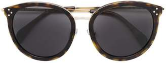 Celine tortoiseshell cat-eye sunglasses