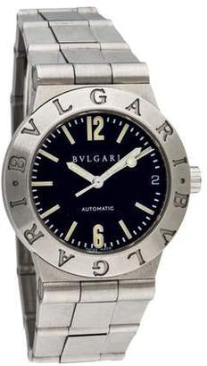 Bvlgari Diagono Automatic Watch