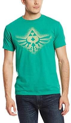 Nintendo Men's Soaring Triforce T-Shirt