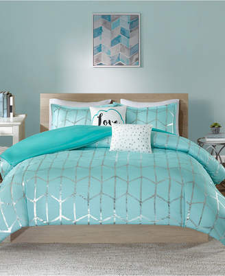 Raina Intelligent Design 4-Pc. Twin/Twin Xl Duvet Cover Set Bedding