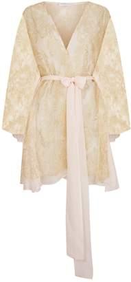 Rosamosario Lace Kimono Robe