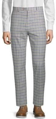 Downing Plaid Pants